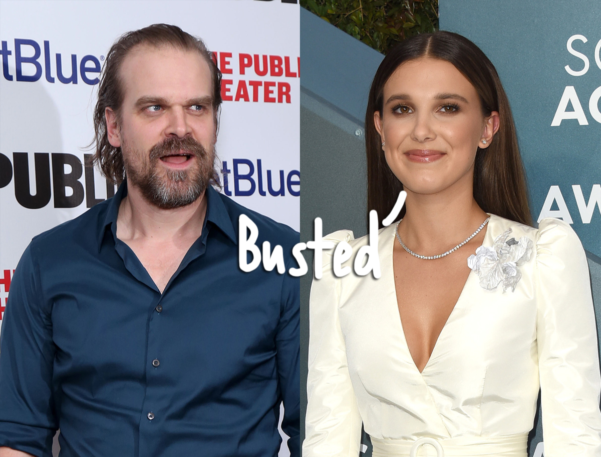 Millie Bobby Brown Scolds David Harbour After He Teases Stranger Things Spoilers!