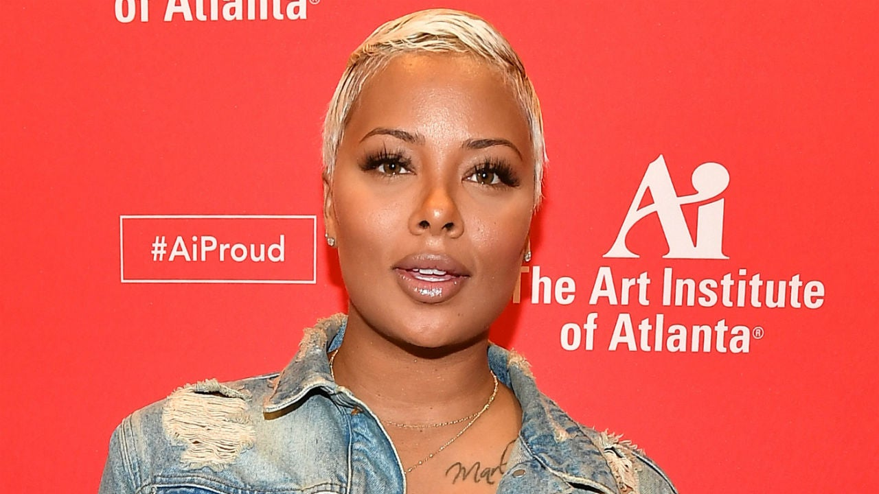 Eva Marcille Tells Fans That She Is Feeling Nothing But Joy And Gratitude