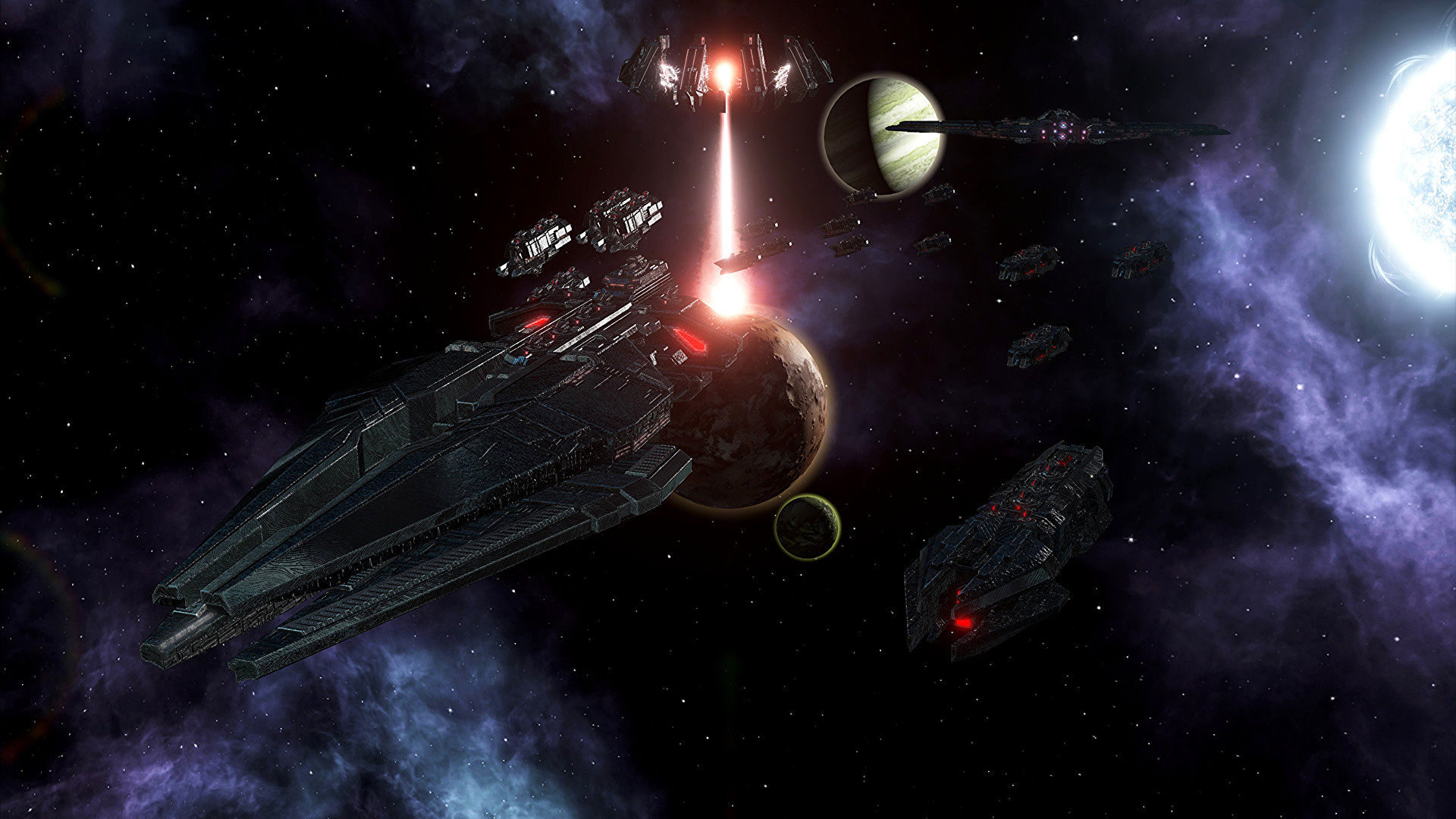 Stellaris: Nemesis lets you now become a star-destroying galactic threat