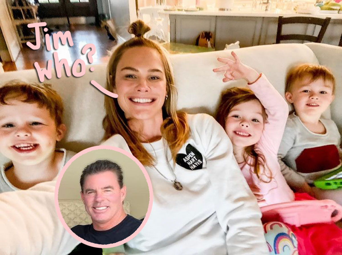 Meghan King Says Her Kids 'Have No Idea' She And Ex Jim Edmonds Were Once Together!