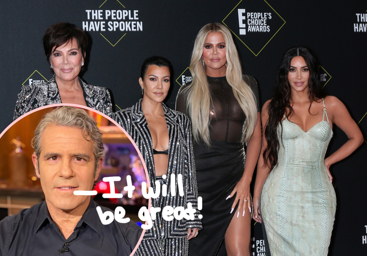 Andy Cohen Dishes On What To Expect From The KUWTK Reunion Special!