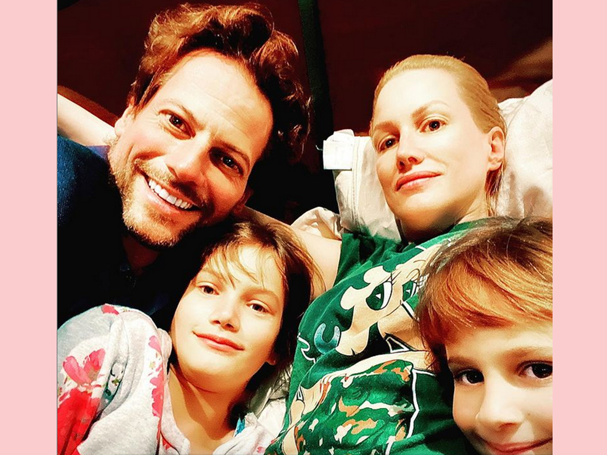 Ioan Gruffudd Allegedly Claiming Alice Evans Is A 'Neglectful Parent' As Divorce Turns Vicious!