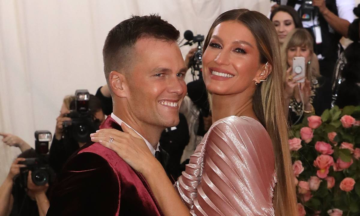 Tom Brady Raves About Beloved Wife Gisele Bundchen – Says She 'Brings Out The Best' In Him!