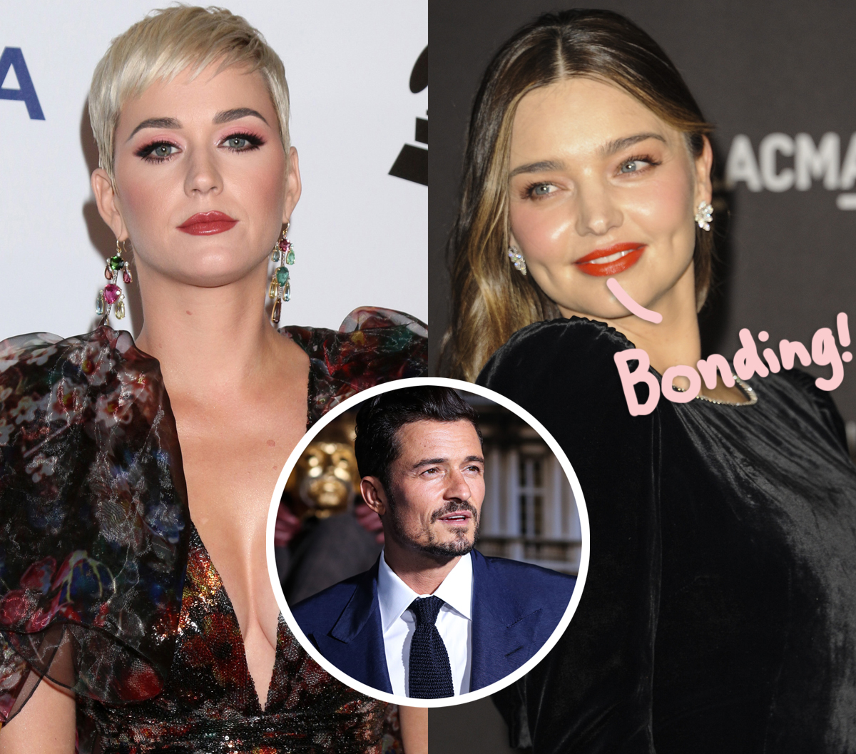 Katy Perry & Miranda Kerr Speak On The 'Constant And Unconditional' Love From Their Kids