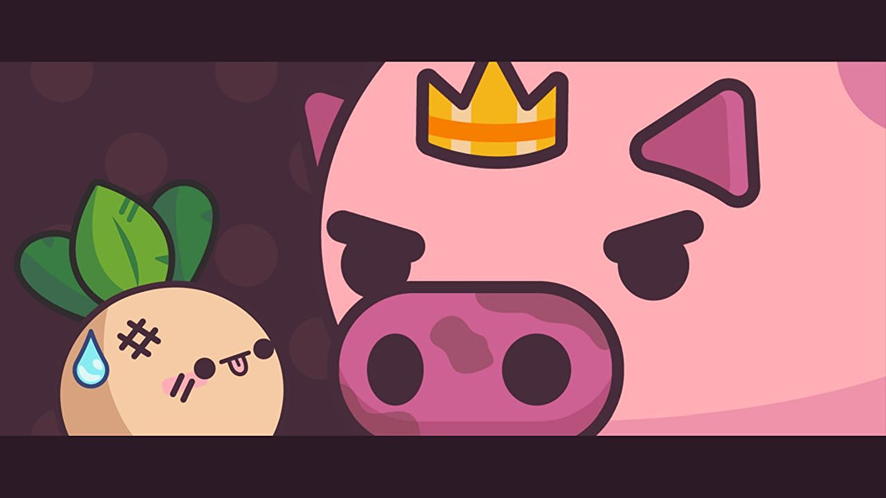 Turnip Boy Commits Tax Evasion review: the funniest game I've ever played