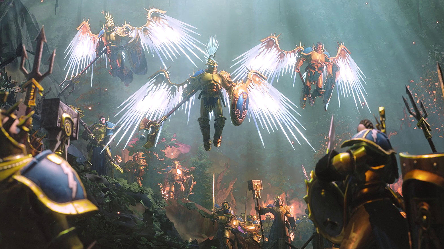 Warhammer Age Of Sigmar: Storm Ground coming in May