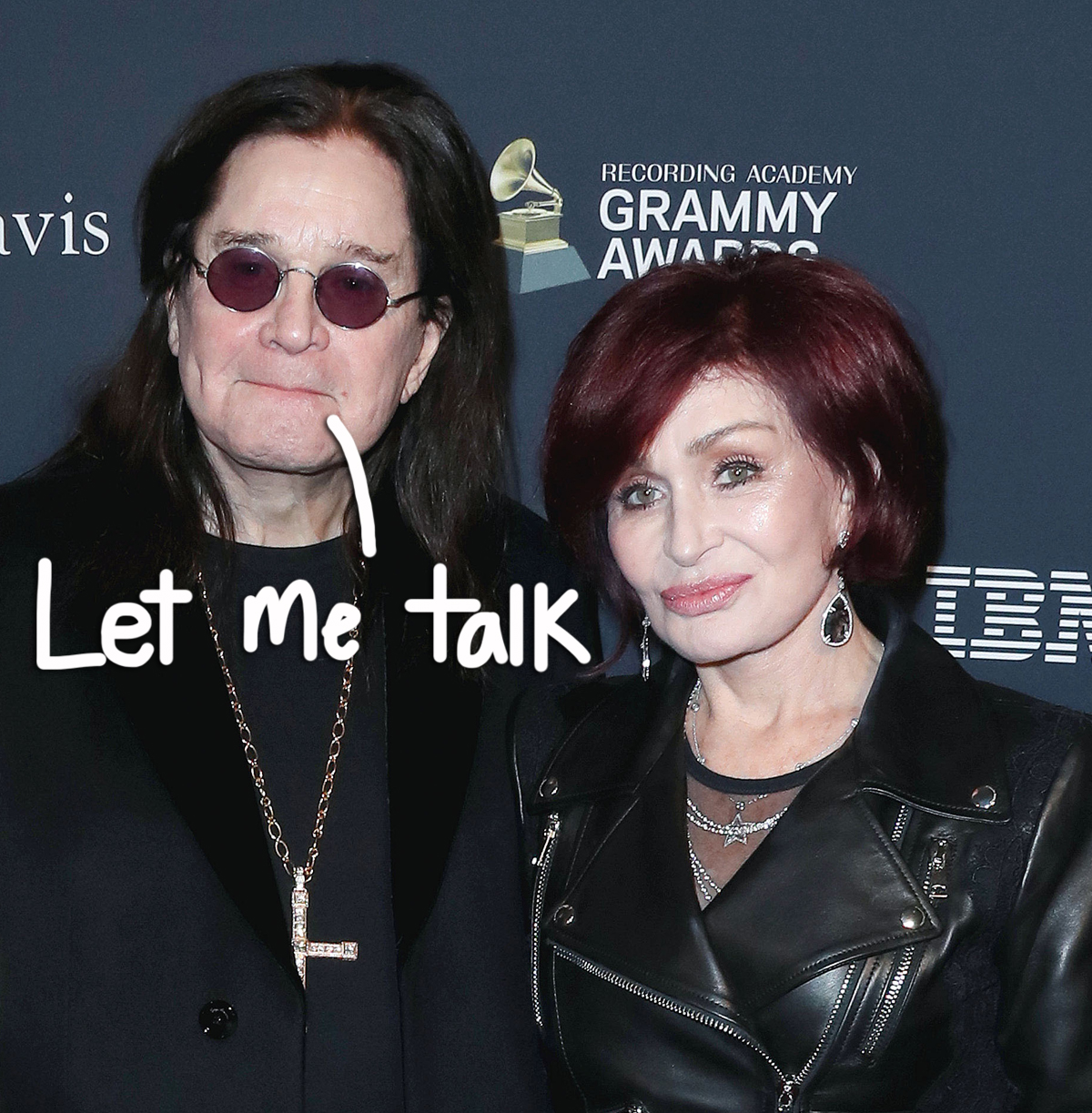 Ozzy Osbourne Breaks Silence On Sharon's Racism Scandal & The Talk Ousting