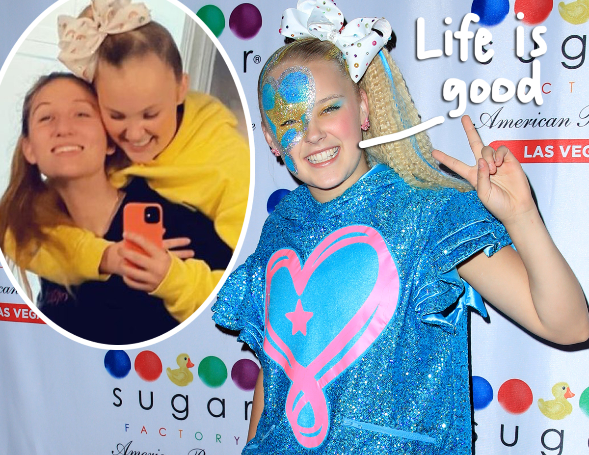 JoJo Siwa Opens Up About Her Girlfriend Kylie And How She Lost Fans After Coming Out