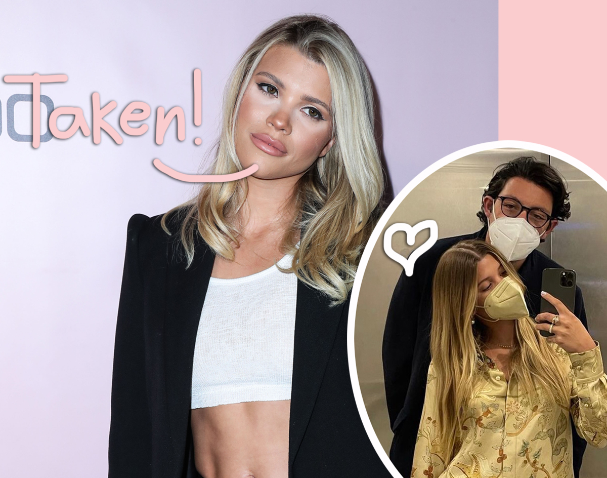 Sofia Richie Has A New Boyfriend — And THIS One Her Family Approves!