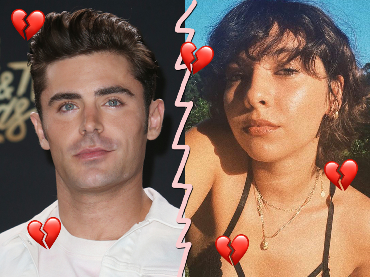 Did Zac Efron Split With His GF Over Her Potential Casting On A Controversial Netflix Reality Show?
