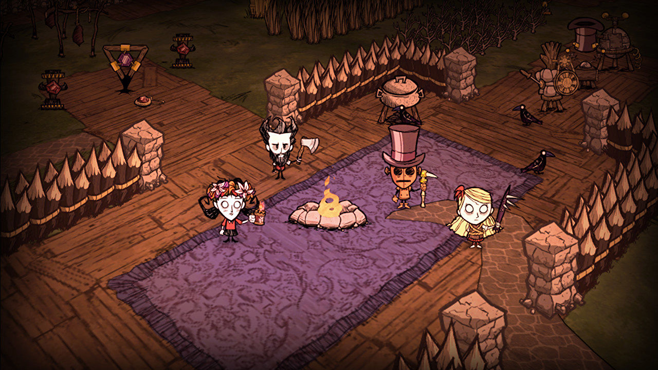 Have You Played... Don't Starve Together?