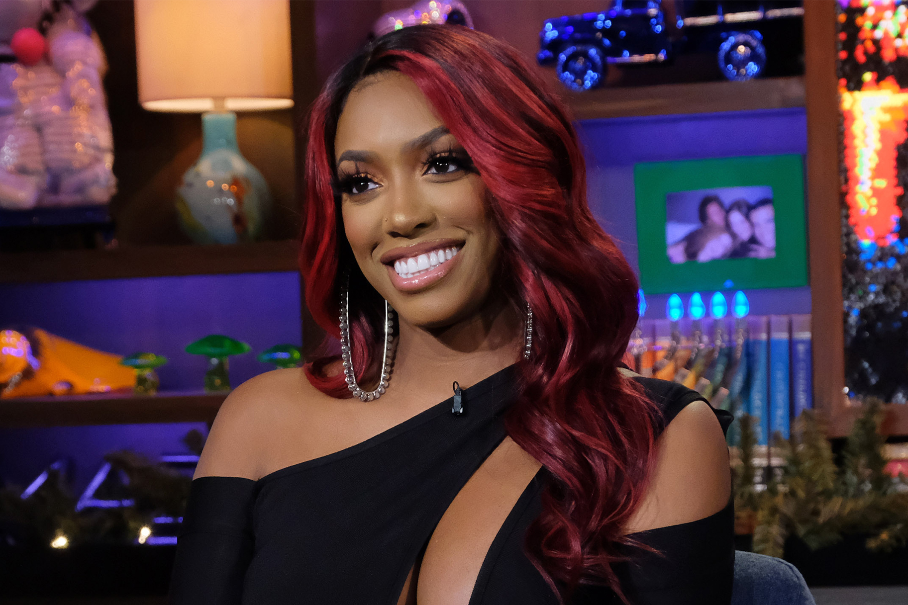 Porsha Williams' Amazon Announcement Has Fans In Awe