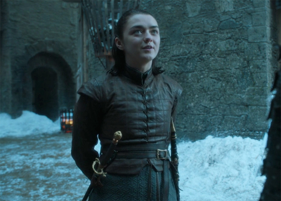 Maisie Williams Game Of Thrones HBO Max