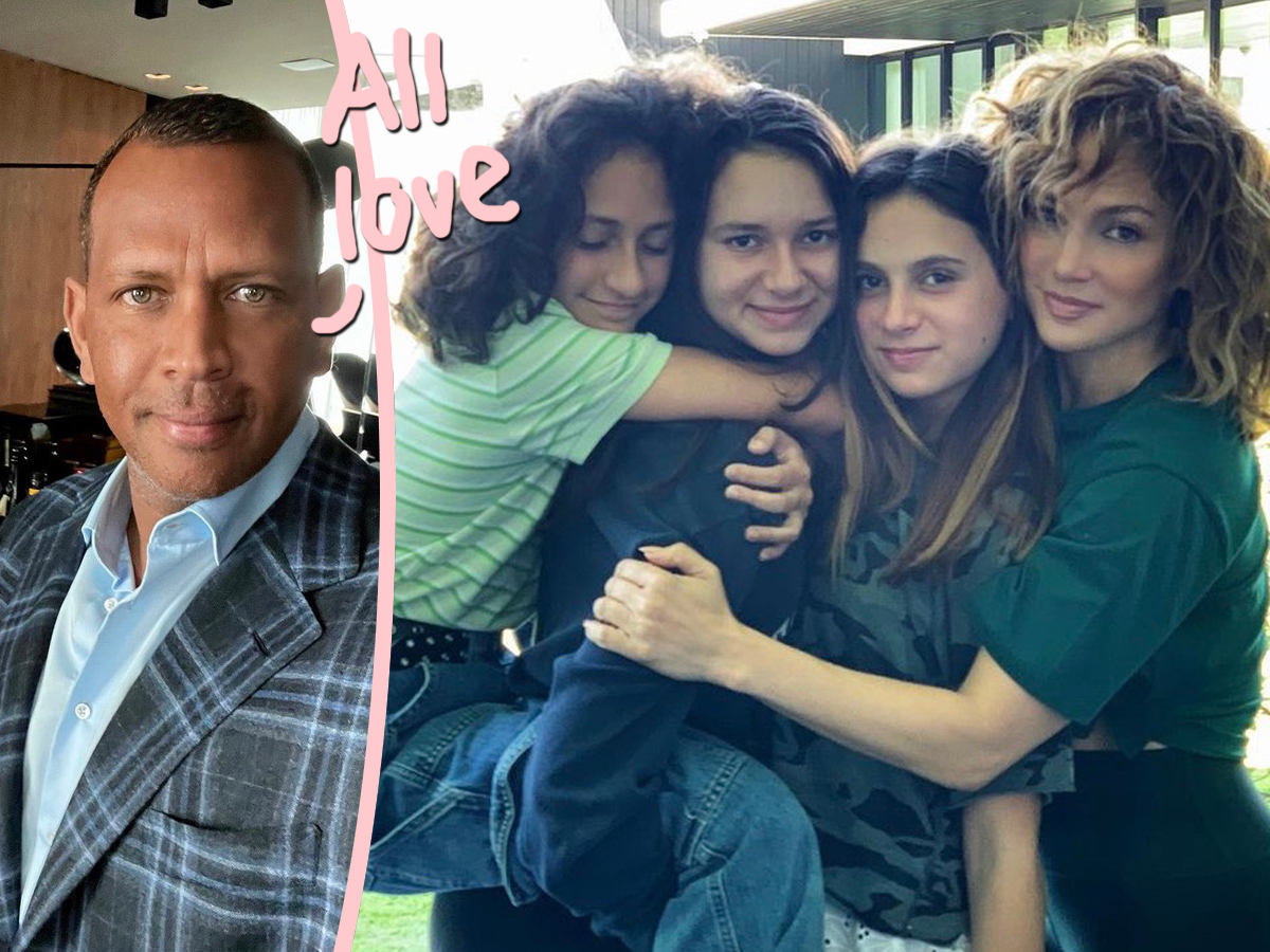 Jennifer Lopez Wishes Alex Rodriguez's Daughter A Happy Birthday Amid Breakup