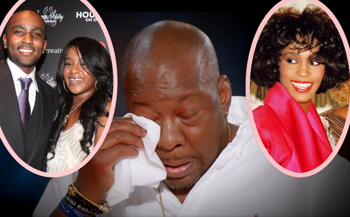 Bobby Brown Blames Nick Gordon For Killing Whitney Houston!