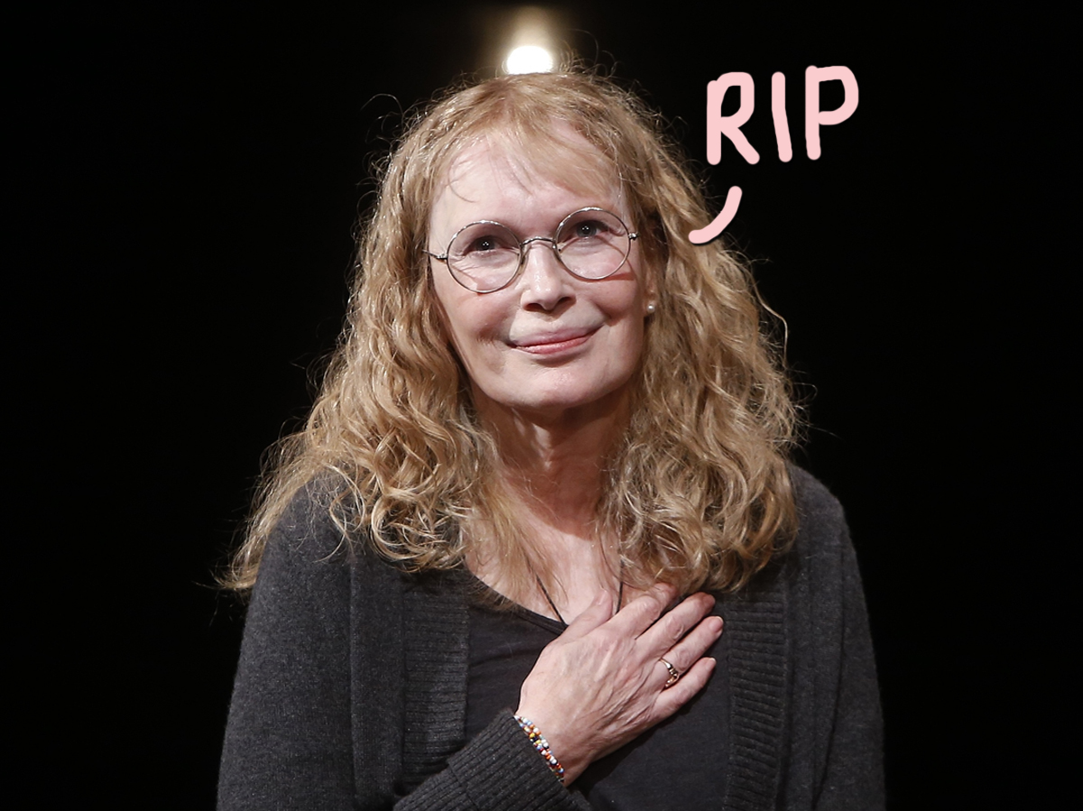 Mia Farrow Recounts Deaths Of Three Of Her Children In Response To 'Vicious Rumors'