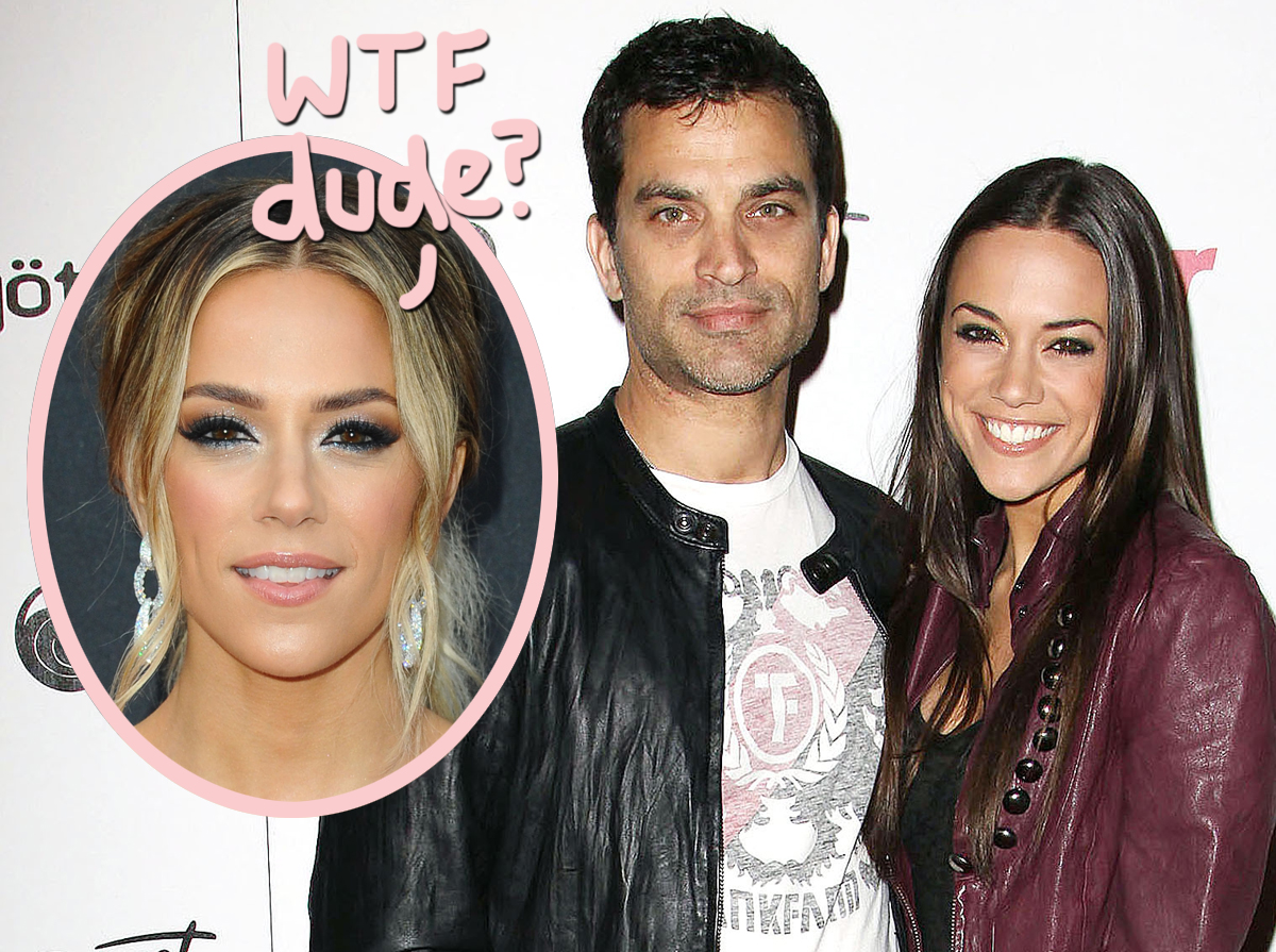 Johnathon Schaech Dishes On Short-Lived Marriage To Jana Kramer — & She's NOT Happy!