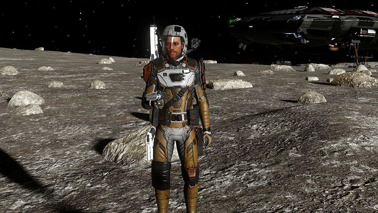 Preview: the Elite Dangerous Odyssey FPS expansion is best when you're not shooting
