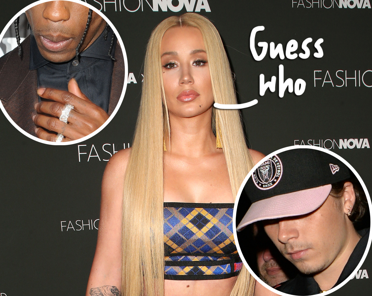Iggy Azalea Leaks Freaky DMs She Gets From Super-Famous Celebs — & Sleuths Have Already Identified Them!