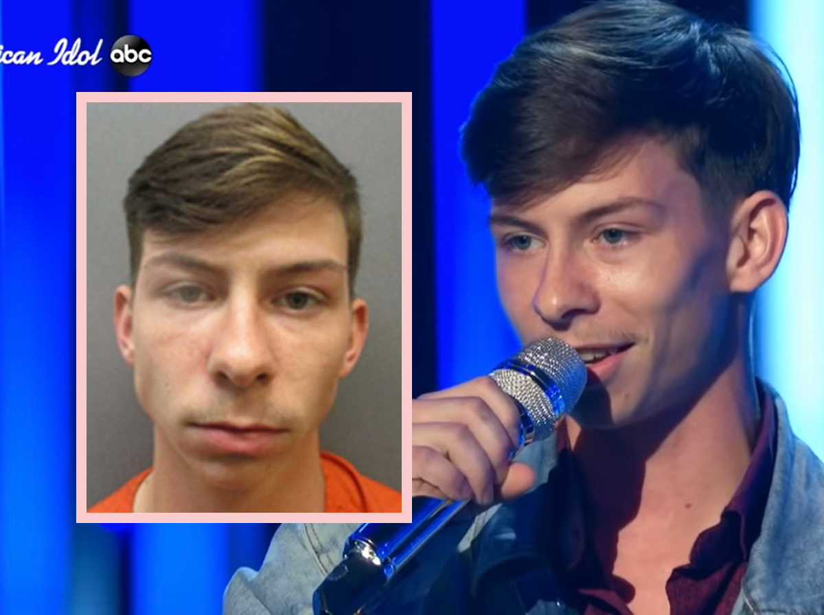 American Idol Contestant Cecil Ray Baker Arrested For Burglary & Accused Of Abusing His Ex