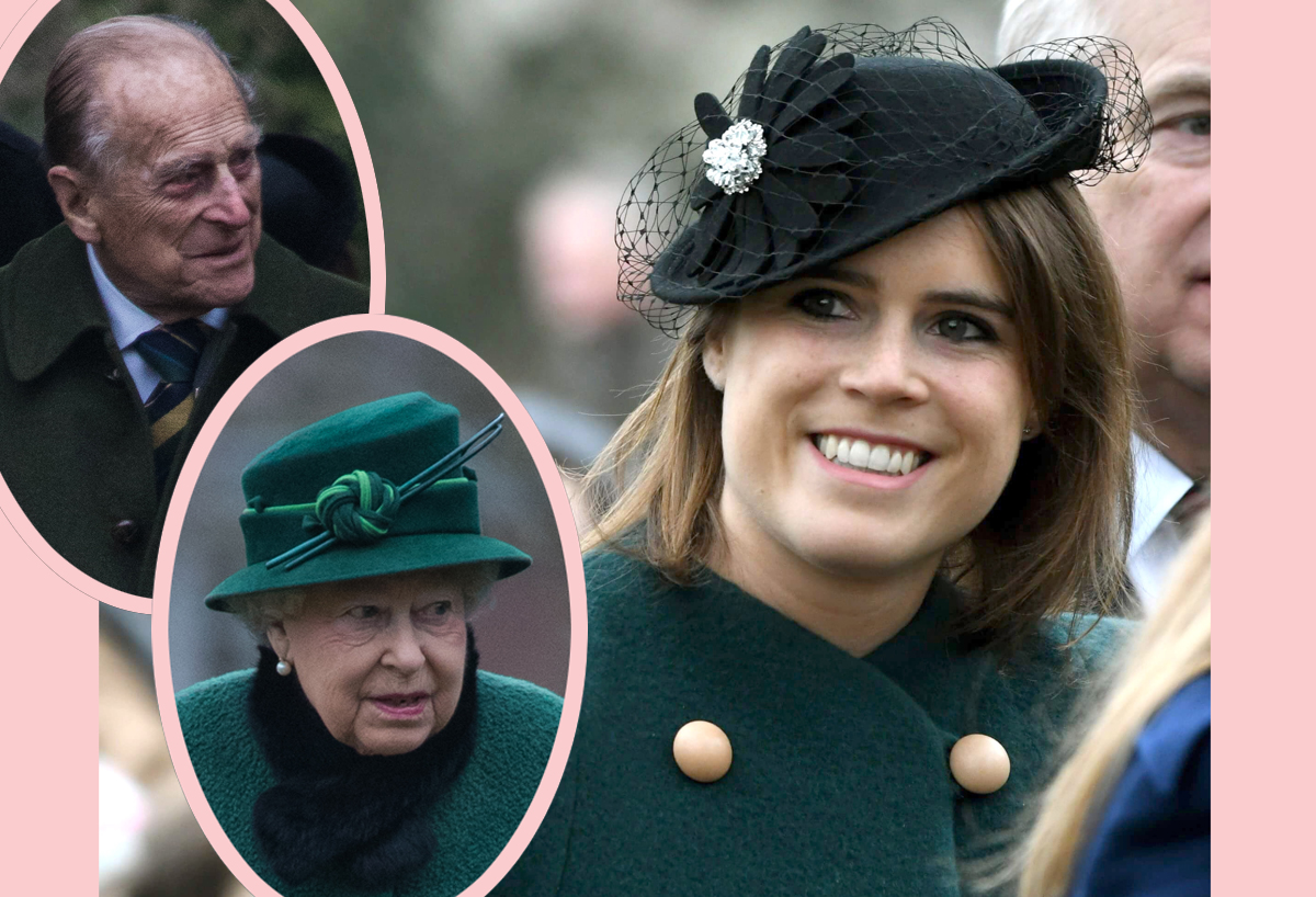 Princess Eugenie's Promise To Prince Philip