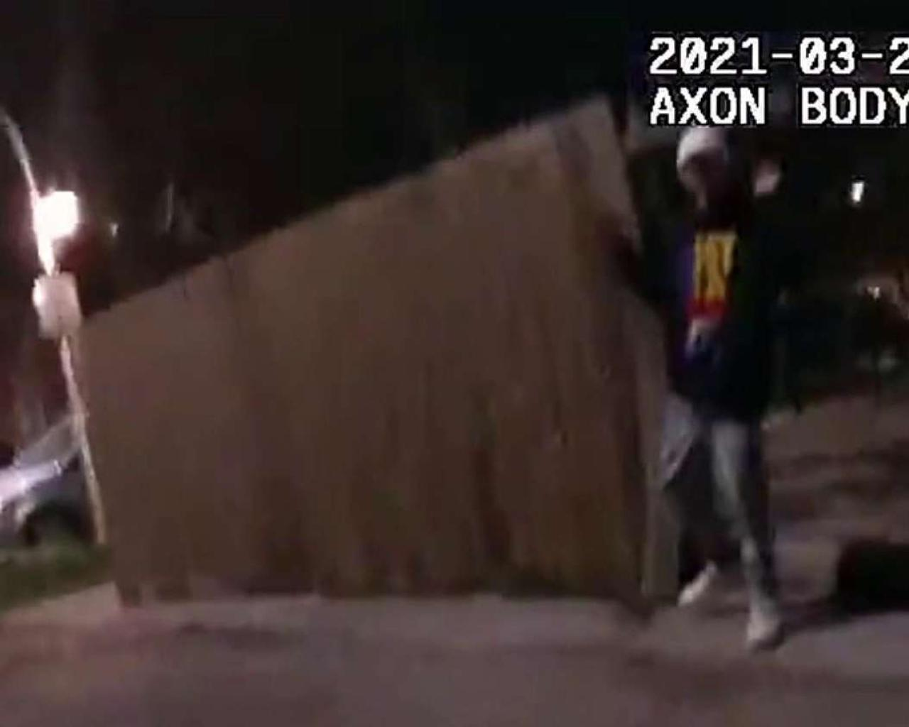Video of fatal Chicago police shooting of 13-year-old Adam Toledo released