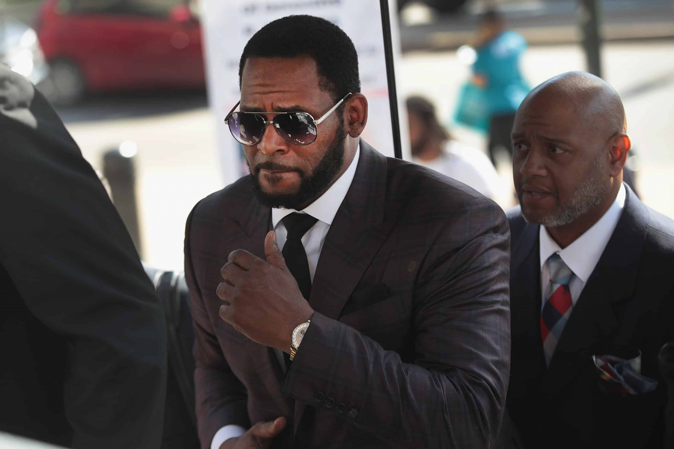 R. Kelly's Associate Pleads Guilty To Setting Azriel Clary's Vehicle On Fire
