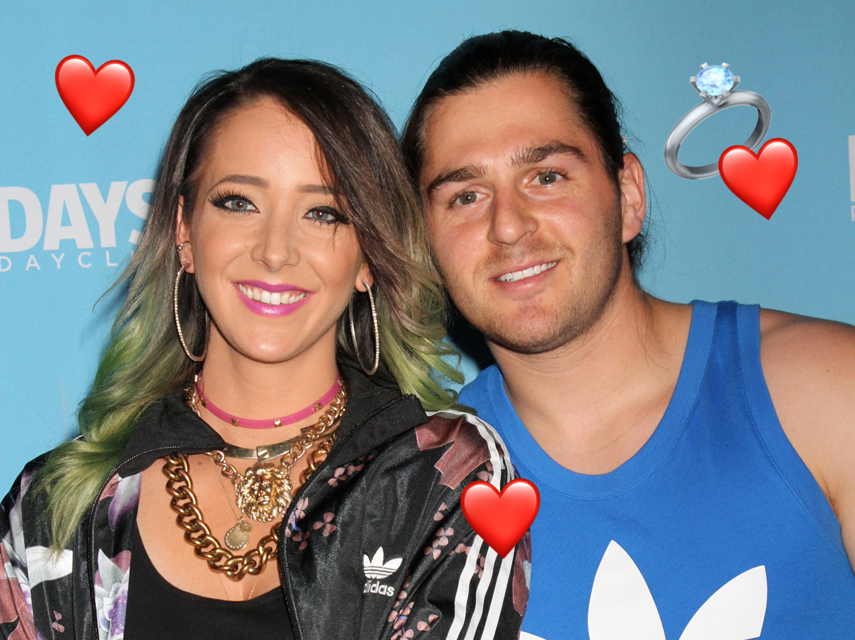 YouTube's Jenna Marbles & Julien Solomita Are Engaged!
