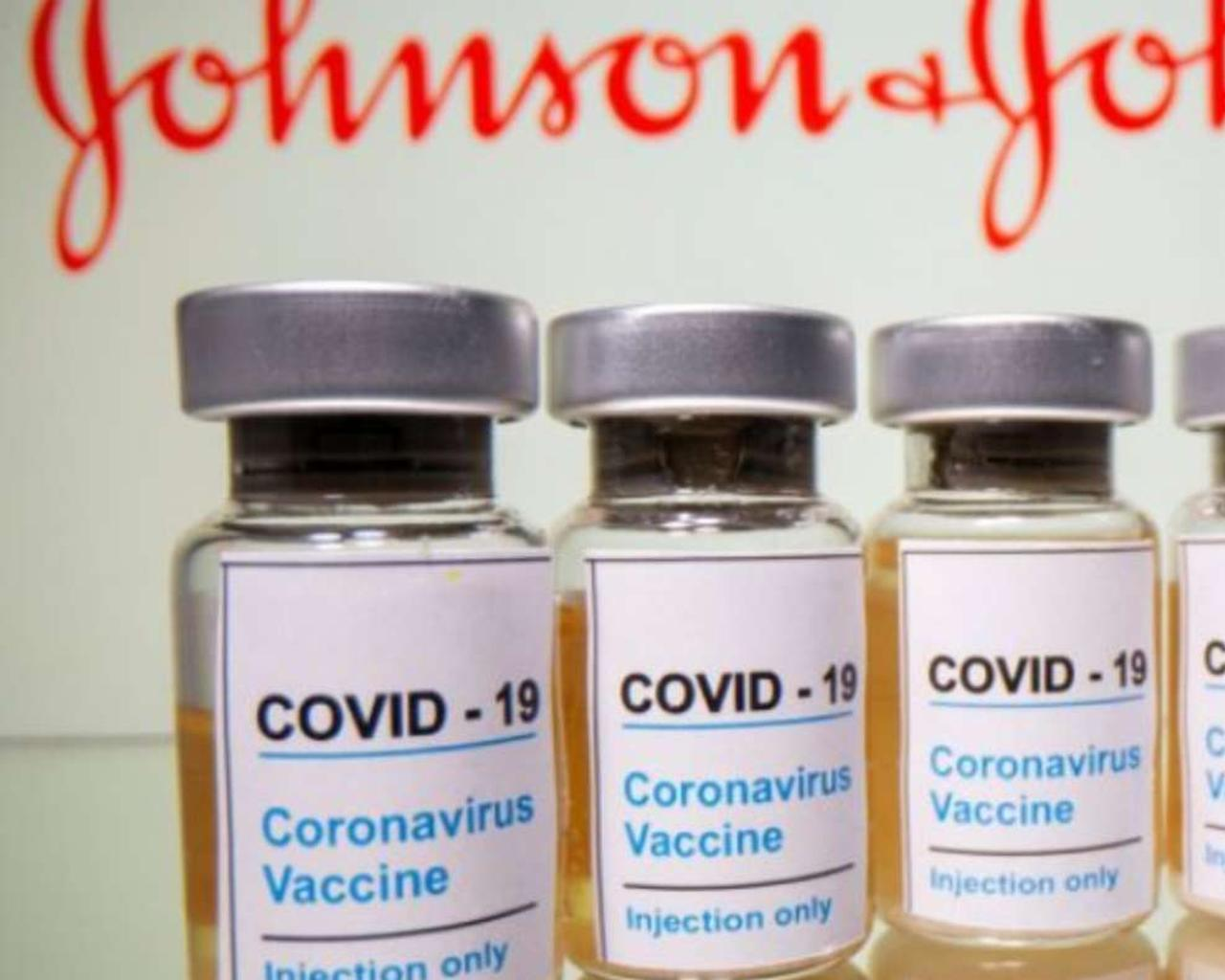 The FDA recommended temporarily suspending vaccination with the Johnson & Johnson formula
