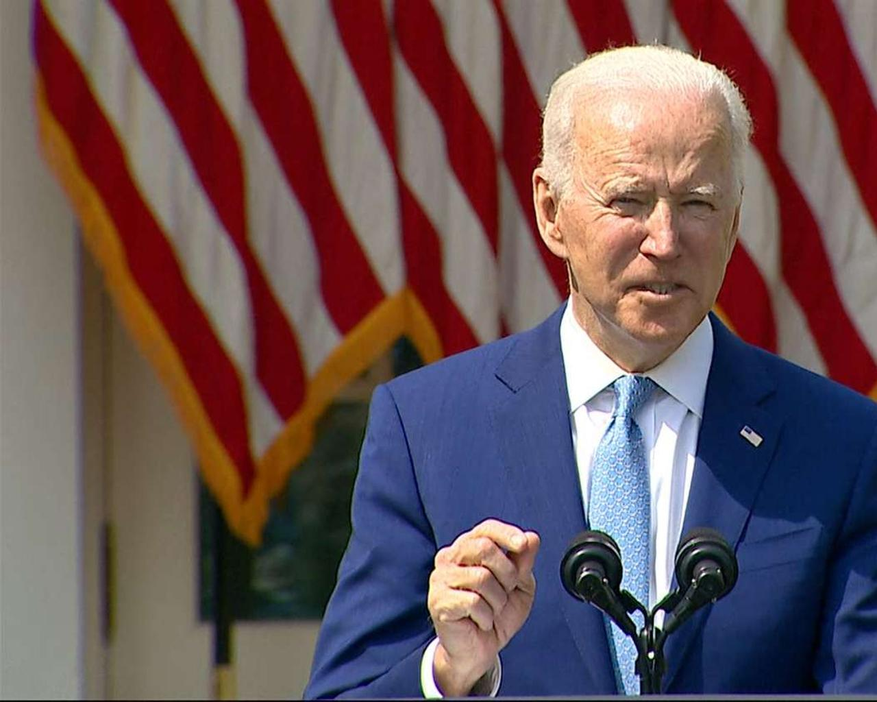 Biden looks to stem 'ghost guns,' unveils other steps to curb gun violence 'epidemic'