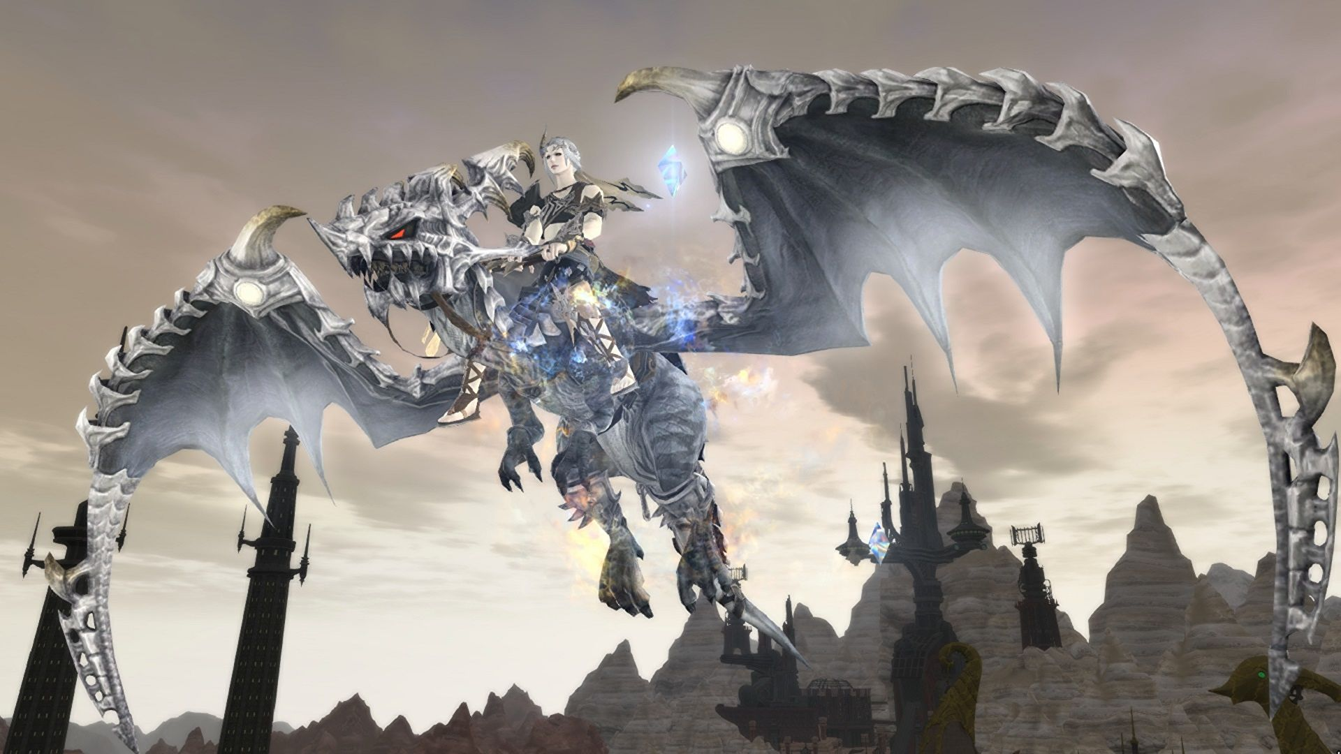Final Fantasy XIV patch 5.5 arrives with new story quests and Nier raid finale