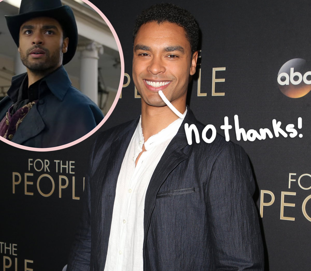 Regé-Jean Page Turned Down BIG Paycheck — Bridgerton Desperately Wanted Him Back For Season Two!