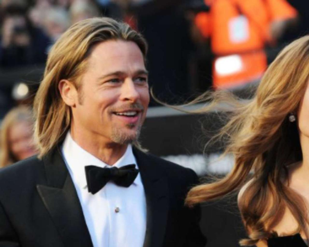 In Hollywood history, Brad Pitt and Angelina Jolie, or the most expensive divorce.