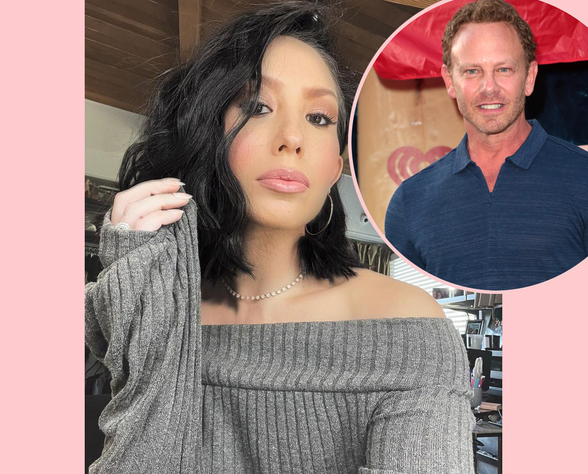 Cheryl Burke Wants To Make Amends For 'Nasty' Remarks About Former DWTS Partner Ian Ziering