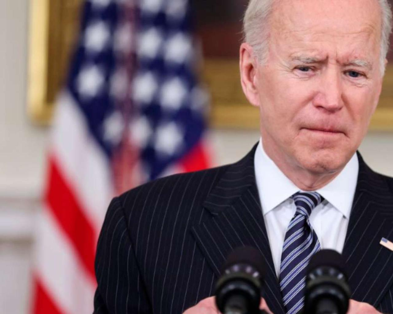 "Joe Biden resumes humanitarian assistance in Palestine and restates his support for a ""two state solution"