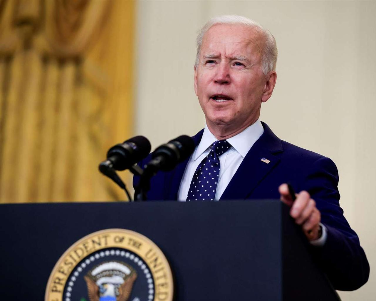 Biden to push for more vaccinations as administration reaches 200 million-dose milestone