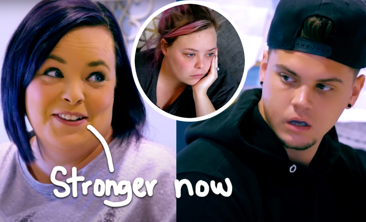 Teen Mom OG's Catelynn Lowell Credits Better Mental Health For Getting Her Through Second Traumatic Miscarriage