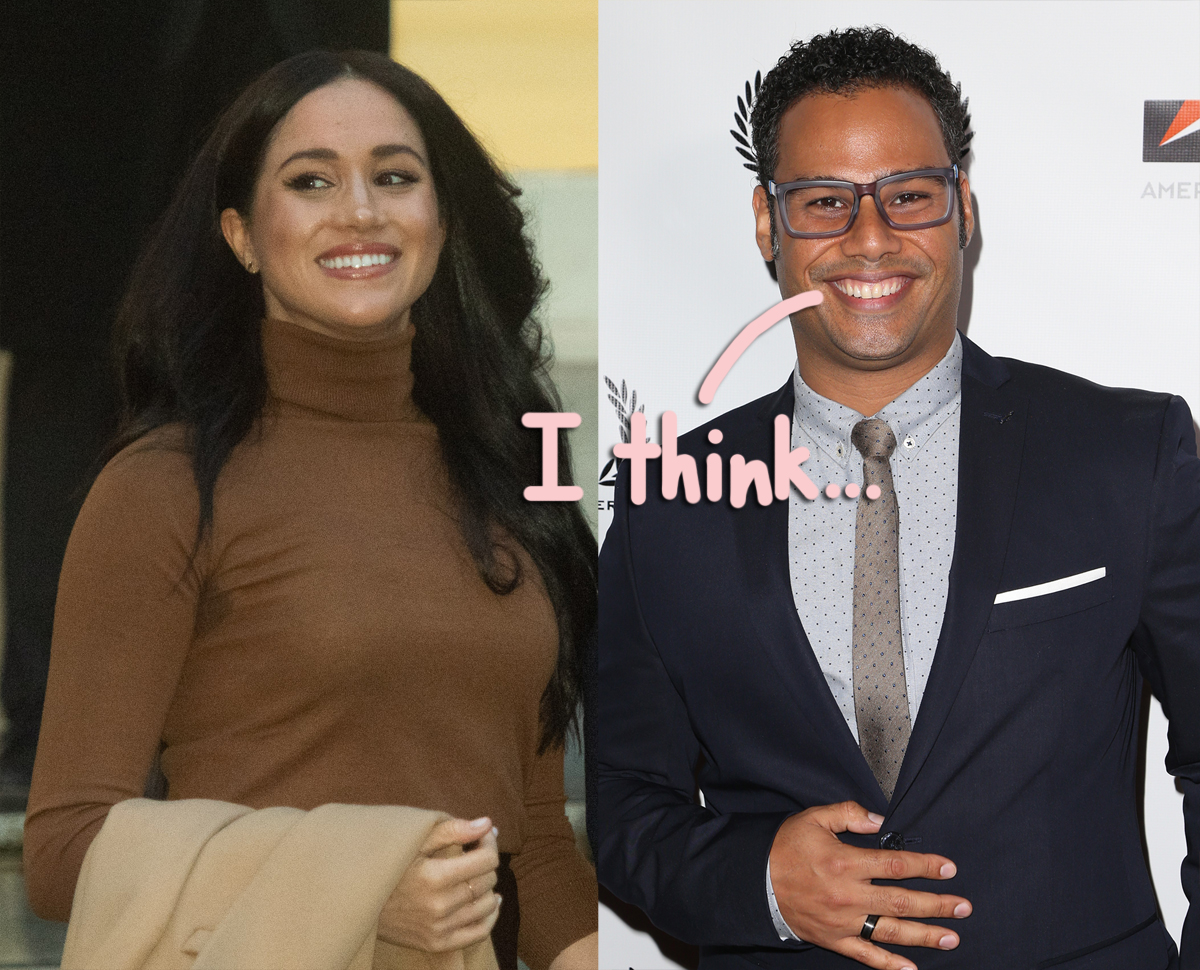 Meghan Markle's Ex-Boyfriend Weighs In On Those Palace Aide Bullying Claims!