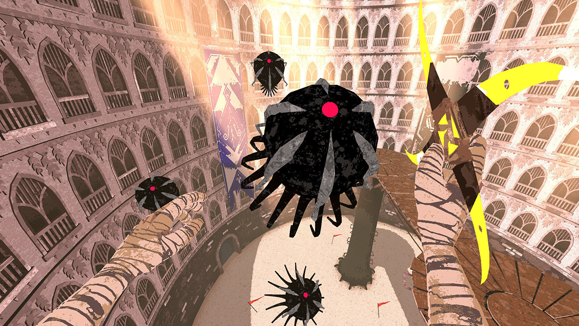 Boomerang X's demo offers Devil Daggers-style delights with a sense of progress