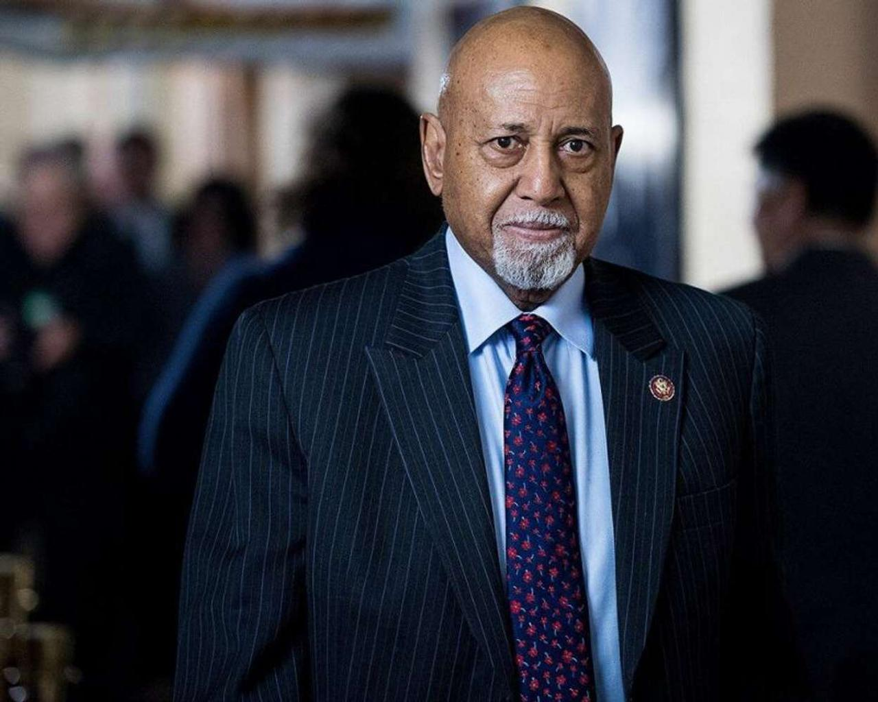 Alcee Hastings, a longtime Florida congressman, died at the age of 84