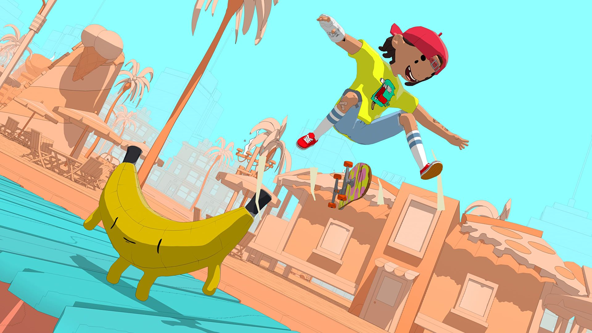 OlliOlli World hits the park this year with a rad new world of tricks