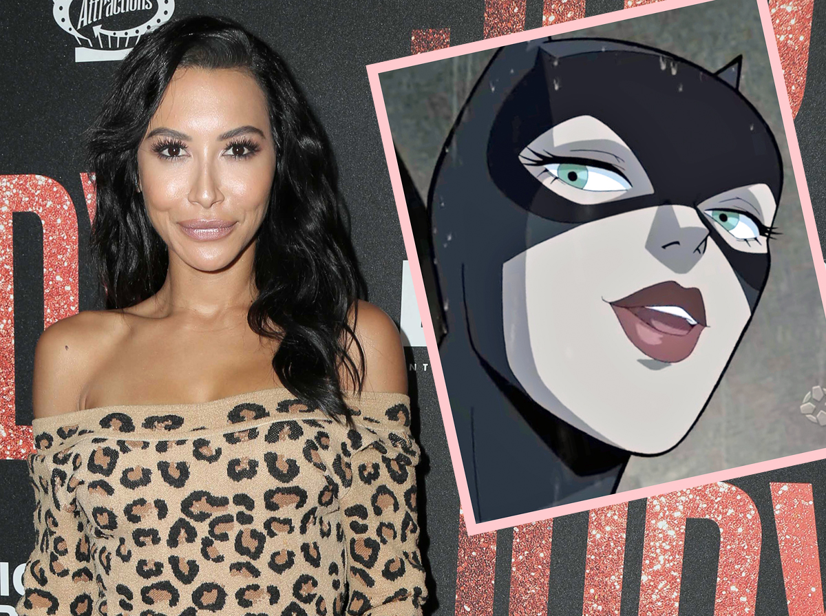 Naya Rivera Is Catwoman In First Trailer For Her Final Film, Batman: The Long Halloween