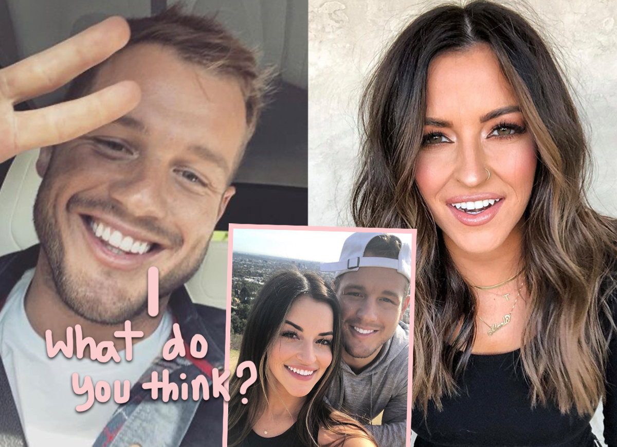 Bachelor In Paradise's Tia Booth Reacts To Colton Underwood's Coming Out!