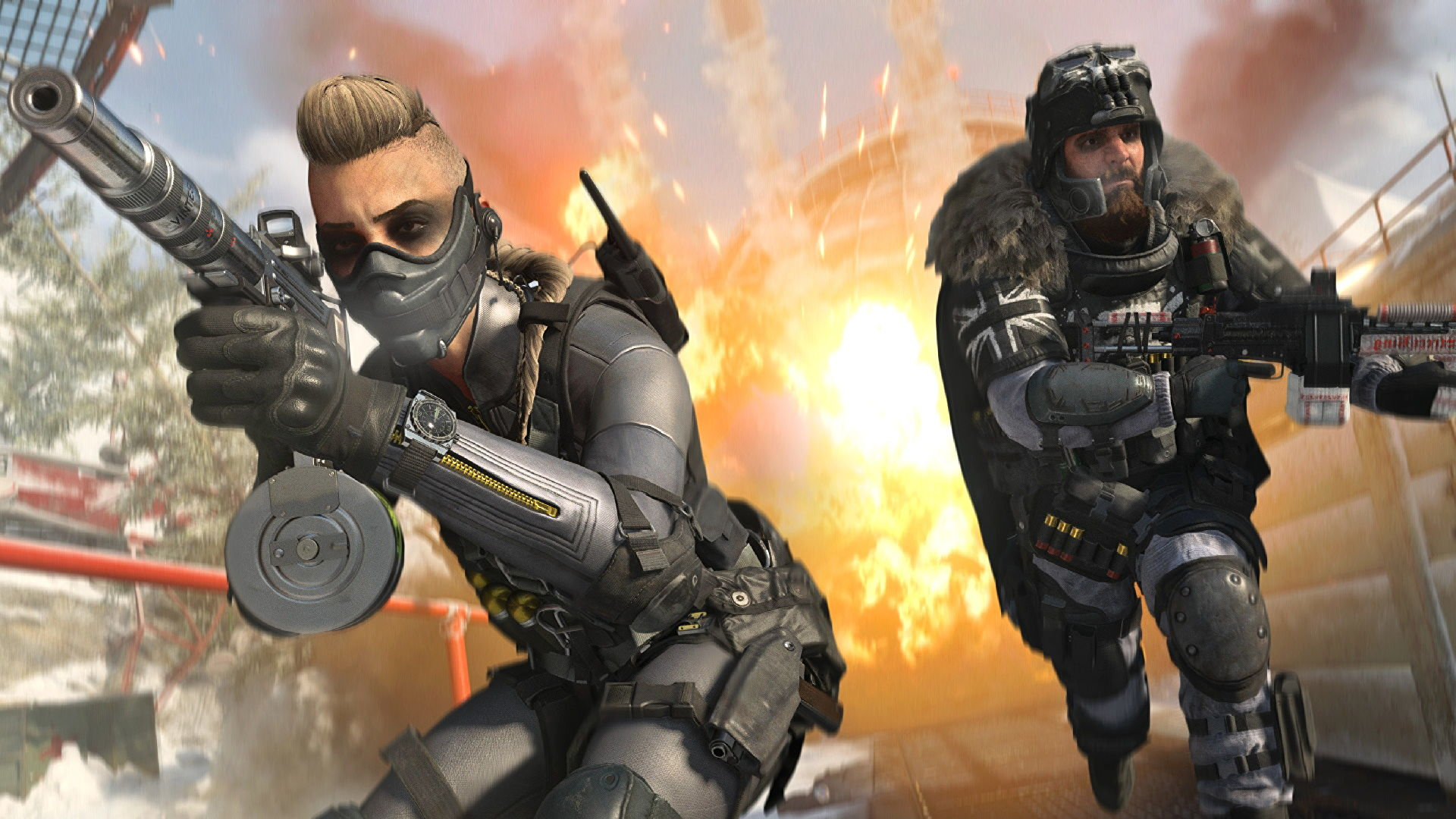 Call Of Duty: Warzone's new map is out tonight, with some big changes