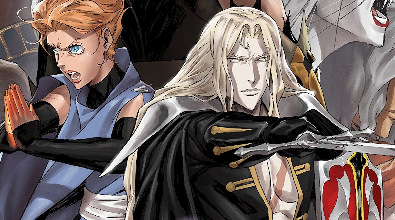 The fourth and final season of Castlevania arrives in May on netflix
