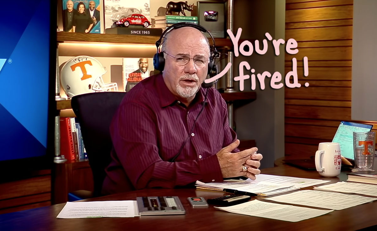 Woman Sues Money Guru Dave Ramsey After Being Fired For Having Pre-Marital S*x!