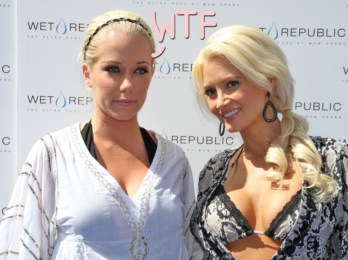 Kendra Wilkinson Calls Out Holly Madison For Spilling Playboy Mansion & Girls Next Door Tea: 'Dude, It's 2021'