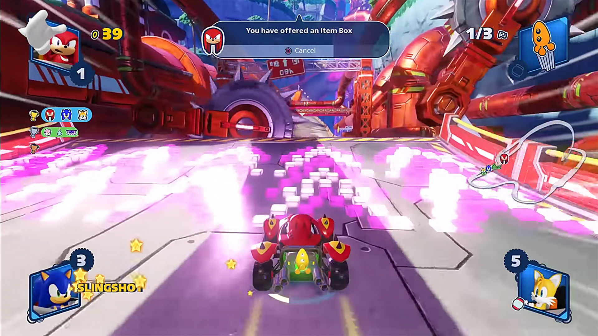 Have You Played… Team Sonic Racing?