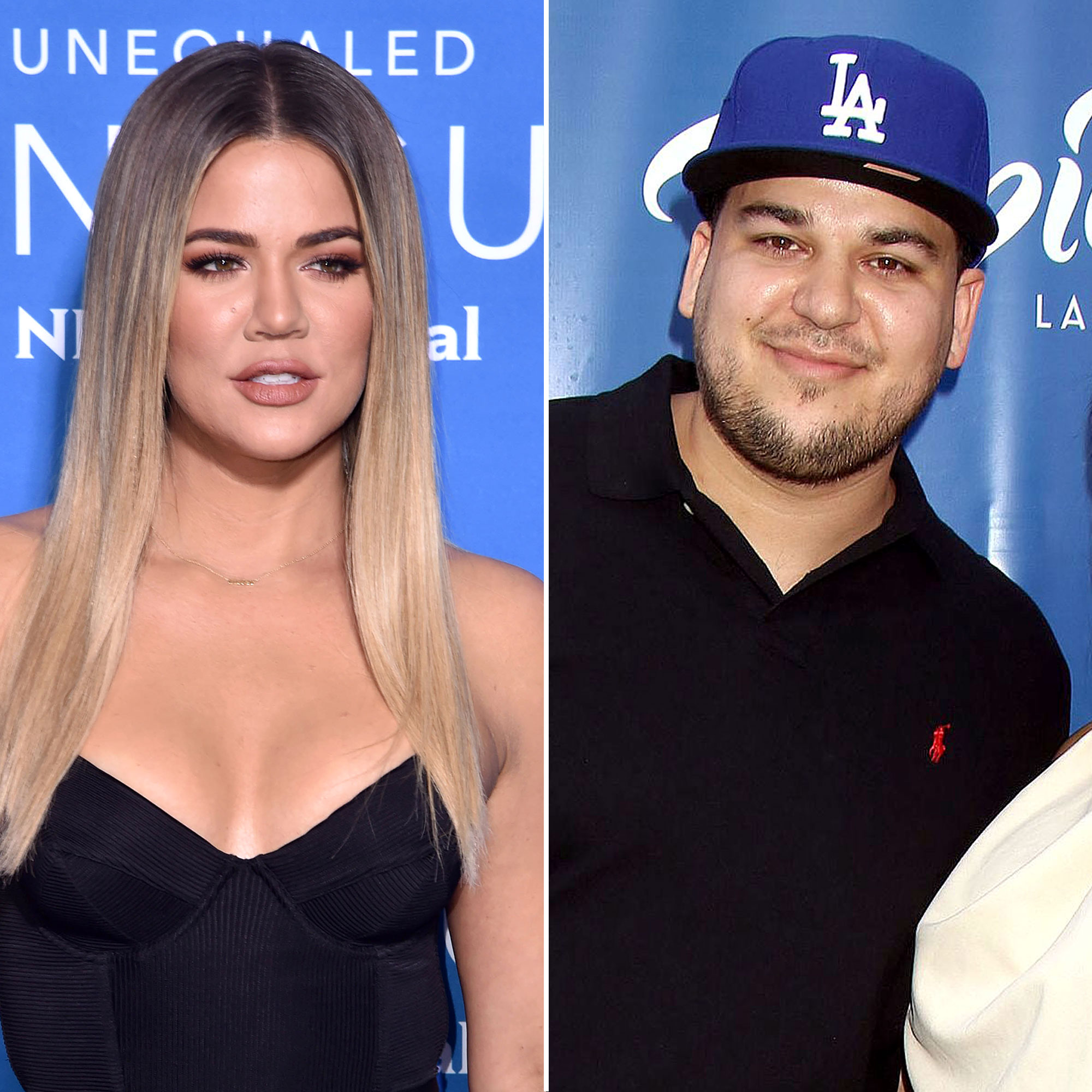 KUWTK: Khloe Kardashian Wonders If It's Weird That She Finds Brother Rob 'Hot!'