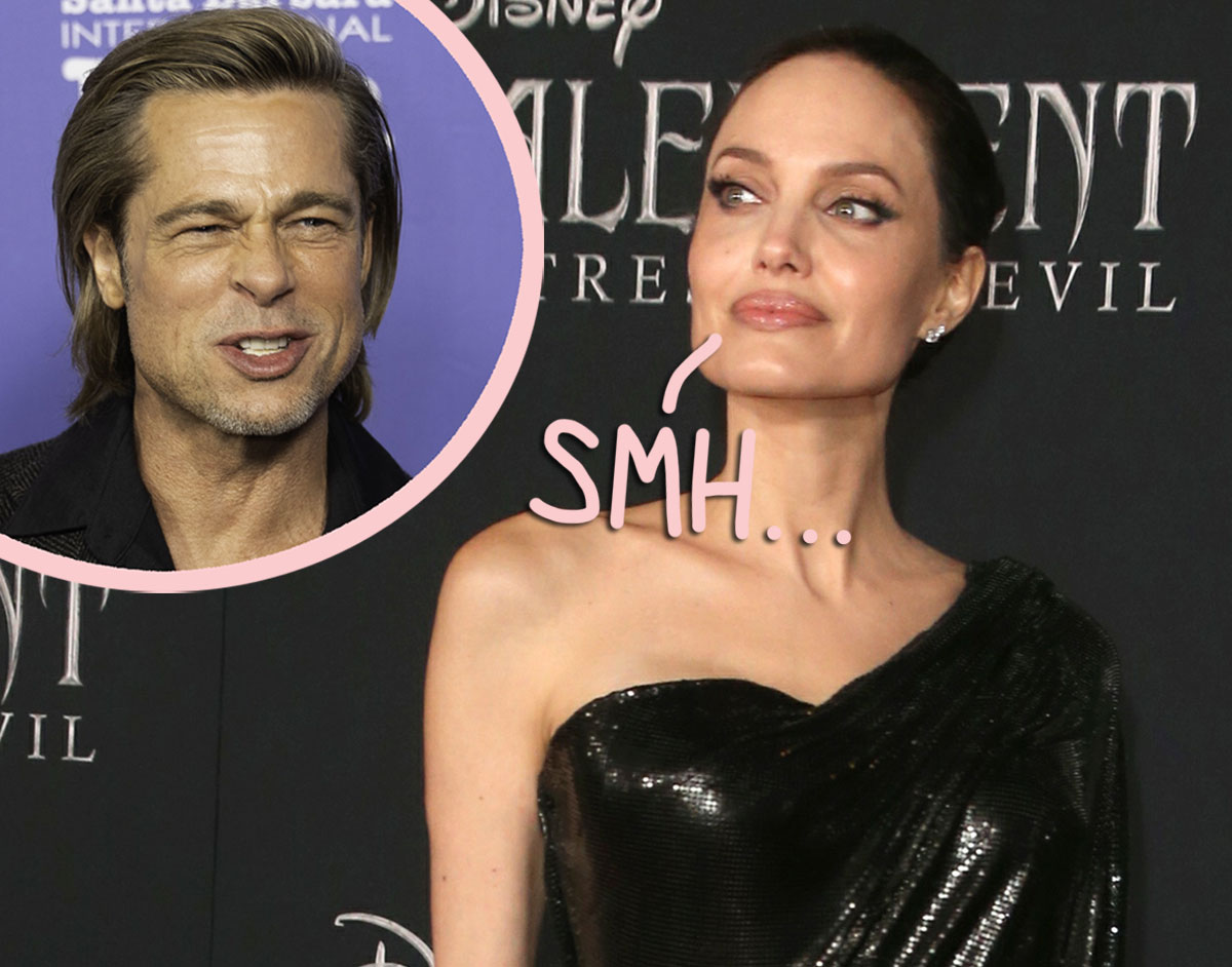 Angelina Jolie Hints Dramatic Divorce From Brad Pitt Derailed Her Directing Career!